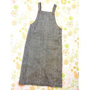 [VTG] Wool Blend Maxi Jumper Dress